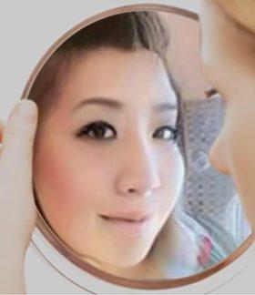 白雪姫の魔法の鏡